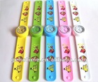 Promotional gift watch angel bird kids slap watch