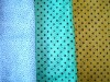 Nonwoven Fabric With Dots