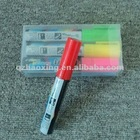 HX Red Fluorescent Marker Pen for Led Writing Board