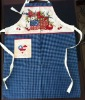 Wal-Mart supplier printed kitchen cotton apron