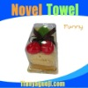 hot sale promotion cake towel gift