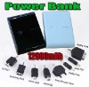 12000mAh USB Power Bank External Battery Charger