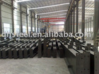 Welded H beam steel structure