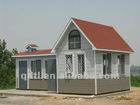 economic steel prefab villa for sale