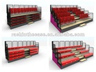 High quality new design telescopic bleachers