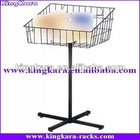 KingKara Wire Display Table For Promotion