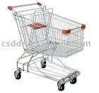 Asian-shopping trolley