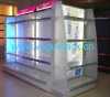 cosmetic display rack for beauty & personal care shop