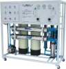 700L/H Reverse Osmosis system purified water treatment equipment