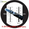2012 factory price!!refractometer for soya bean