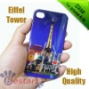 Eiffel Town Design, Hard Case for iphone 4G/4S