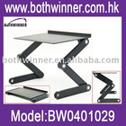 Foldable laptop table T6-2