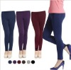 2012 new spring plus size leggings for women