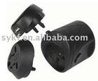universal multi socket and plug
