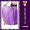 Belly dance skirt, beautiful chiffon skirt, dance wear