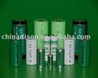 Dison ni-cd, ni-mh, li-ion rechargeable battery cell