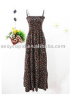 adult black dresses with small flower