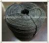 4mm pe plastic twisted rope /fishing line