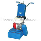 Gasoline engine concrete and epoxy floor scarifier