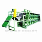 QINGDAO Rubber Sheet Cooling Machine