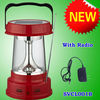 Hot Selling!!! High bright 3W solar led camping lantern