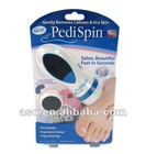 Pedi Spin,Foot Callus Remover,As Seen On TV