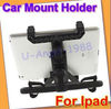 "Sinoela Car Back Seat Headrest Car Holder Mount Kit Stand For 8-14"" iPad/Tablet PC/GPS"
