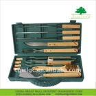 2012 BBQ TOOLS WITH PLASTIC CASE