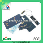 Factory OEM Wholesale Garment Paper Hang Tag Swing Tag