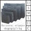 horizontal artpaper shopping/gift bag