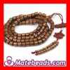 108 Wood Beads Prayer Necklace