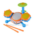 Educational and enlighten musical play set jazz drum for kids