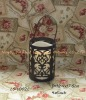rust lantern candle like fowler basket