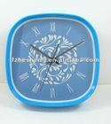 Plastic promotion gift wall clock