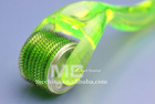 New Design Stainless Steel Derma Roller Green Handle Green Roller