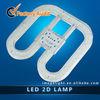 Microwave Sensor LED 2D Lamp