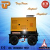 Air brake, two exis four wheels! ,with signal lights,Mobile power station