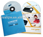 blank DVD with Paper Sleeve