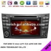 2dins 7inch iwish car vedio for Mercedes benz E class w211 CLS W219