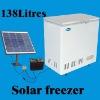 solar DC freezer