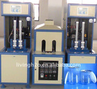 Plastic pop-top can blow moulding machine