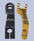 Motorcycle brake arm/swing arm/aluminum part