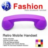 Wireless Retro Style Bluetooth Headdset Earphone for Mobile Phone (iPhone Nokia Blackberry)