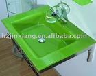 glass wash basin Jx6151