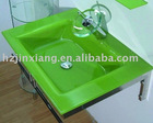 glass wash basin Jx6151