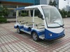 8 seats passenger electric shuttle bus, battery power sightseeing coach,electric tour bus 3kw motor, commercial -LQY081A