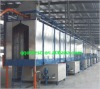 pretreatment line for plating