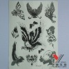 tattoo body sticker