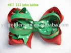 Ribbon Bow Tie Clip Hair Accessories for sale (017)
