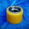 PU wheels for air powered transport dolly,professional roller dollies-sets